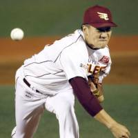 Unbeaten Tanaka leads Eagles past Marines