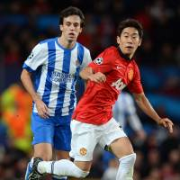 Moyes praises Kagawa after win over Sociedad