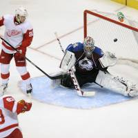 Wings hand Roy first loss