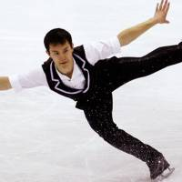 On home ice: Three-time defending world champion Patrick Chan of Canada headlines the field at this weekend's Skate Canada in Saint John, New Brunswick. | AP