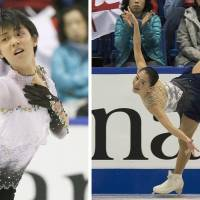Chan wins in Canada; silver for Hanyu, Suzuki