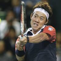 Nishikori falls to Almagro in Rakuten Open quarters