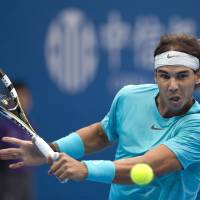 Djokovic, Nadal lead formidable field at Shanghai Rolex Masters