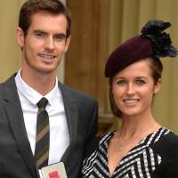 Wimbledon champ Murray receives royal honor