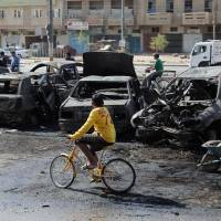 Al-Qaida affiliate shakes Iraq with surge of violence