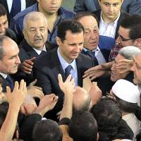 Brimming with confidence, Assad unlikely to bend in any negotiations
