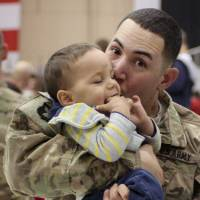 U.S. Army's 'Band of Brothers' unit returns from final mission