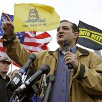 Tea party darling Cruz burnishes conservative credentials in Iowa