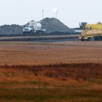 Pipe down: Cleanup continues at the site of an oil pipeline leak and spill north of Tioga, North Dakota, on Oct. 11. The state — the nation's No. 2 oil producer behind Texas — recorded nearly 300 oil pipeline spills in less than two years, state documents show. None of them were reported to the public | AP