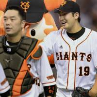 Sugano basks in glow of Game 2 brilliance