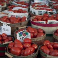 Swap red meat for tomatoes to cut prostate-cancer risk