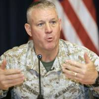 U.S. Marine generals fired for Afghan security lapses
