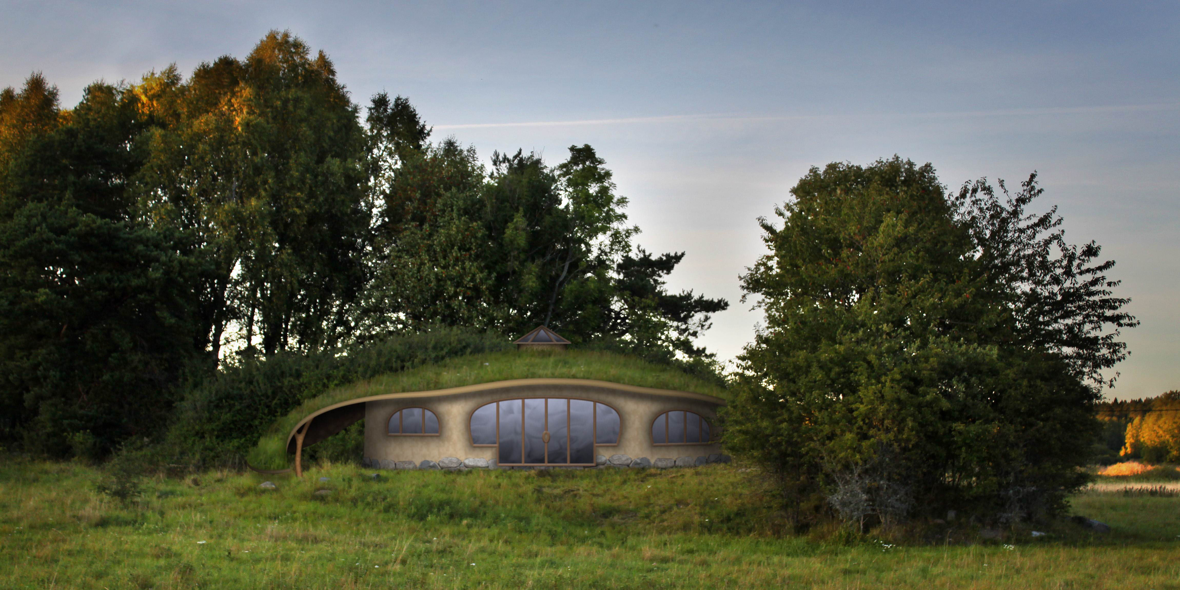 Real Life Hobbit Village Planned For Swedish Isle The