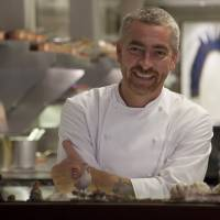Man on a mission: Chef Alex Atala, whose Sao Paulo-based D.O.M. is among the top-ranked restaurants in the world, is out to transform the lackluster reputation of Brazilian cuisine, not only abroad but also at home. | AP
