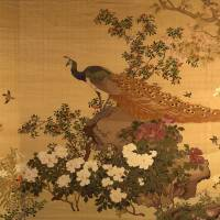 'Hundred flowers and hundred birds' (1905) by Kawashima Jimbei II | SANNOMARU SHOZOKAN (THE MUSEUM OF THE IMPERIAL COLLECTIONS)