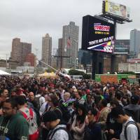 Fan base: This year's New York Comic Con drew some 133,000 attendees, yet only 9 percent of its content was devoted to anime and manga. | NEW YORK COMIC CON / REEDPOP