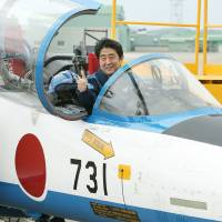 Japan brings out the big guns to sell remilitarization in U.S.