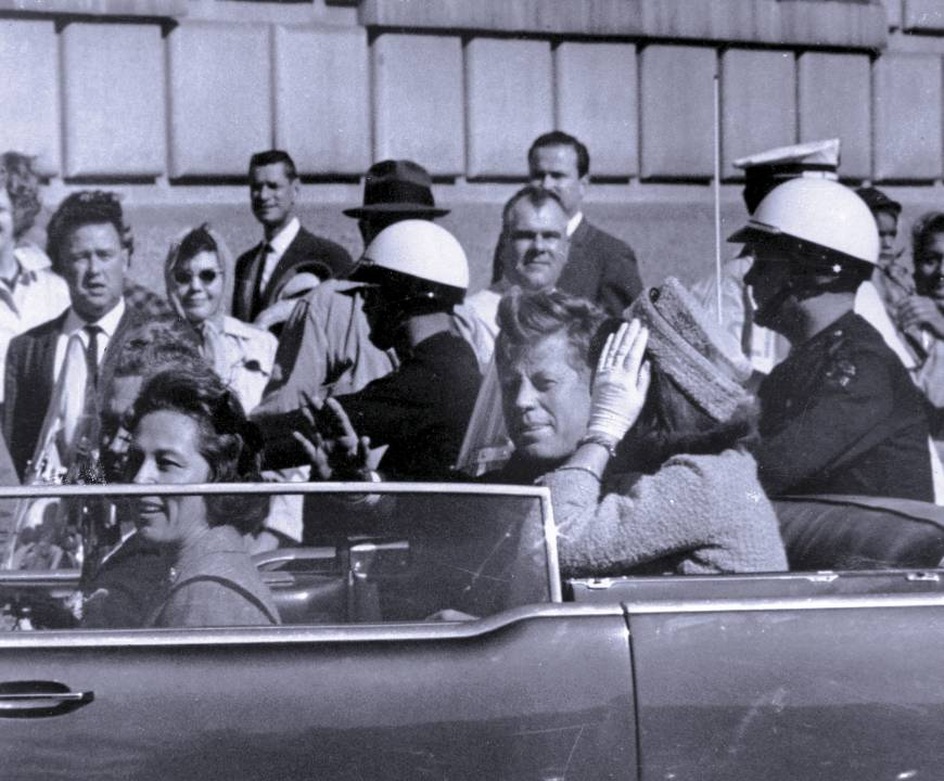 The Day Jfk Died Fifty Years On The Assassination Still