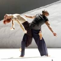 Guillem and Akram Khan dance as one in the latter's 'Sacred Monsters.' | NIGEL NORRINGTON