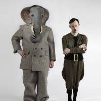 Ganesh and Hitler of 'Ganesh Versus the Third Reich' | © JEFF BUSBY