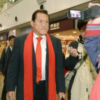'I will just do what I have to do': lawmaker Inoki makes unauthorized trip to N. Korea