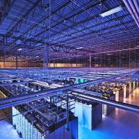 U.S. lawmakers took a first step Thursday toward reforming the bulk gathering of electronic intelligence from sources worldwide, such as this Google data center in Finland.  | AP