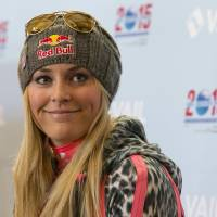 Vonn unsure about Sochi chances
