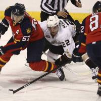 Lowly Panthers stun Ducks