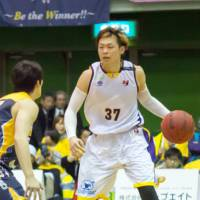 Key option: Guard Yuji Ide is averaging 17.0 points in his first eight games for the Tokyo Cinq Reves | TAKASHI SATO
