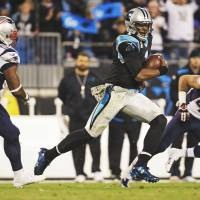 Panthers hold off Patriots