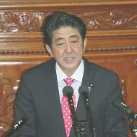 ASEAN ties key to Abe's China policy