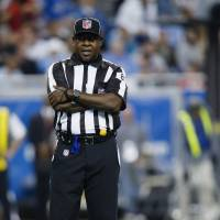 NFL suspends ref Ellison for words
