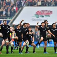 All Blacks on brink of history