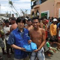NGO helps towns ignored on Leyte