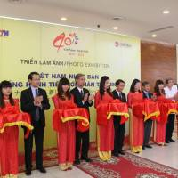 Vietnam photo exhibit opens