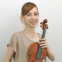 Japanese-Israeli violinist crosses musical boundaries