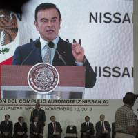 Ghosn: Mexico to be key export hub