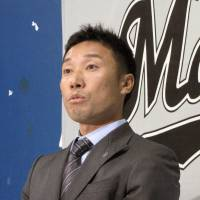 Lotte's submarine pitcher Watanabe plots move to MLB