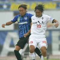 Gamba clinches return to J1 after one year away
