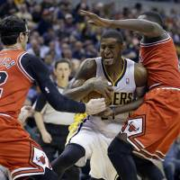 Gritty Pacers still unbeaten
