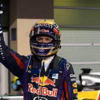 Vettel matches Schumacher's feat of seven straight wins