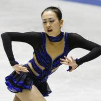 Mao wins fourth NHK Trophy title