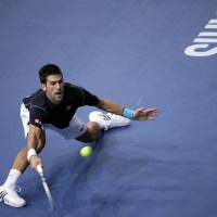 Djokovic tops Ferrer in final