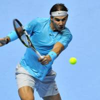 Nadal clinches yearend No. 1 world ranking
