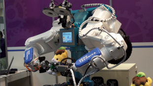 [VIDEO] International Robot Exhibition 2013