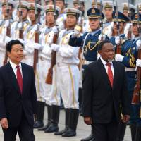 China's footprint grows in Zambia, spurring development and friction