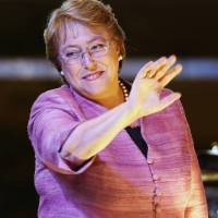 Bachelet tops Chile presidential vote, but fails to avoid runoff