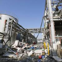 Factory explosion in Chiba kills two