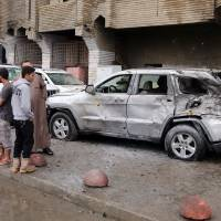 Baghdad bears brunt as Iraq attacks kill 49