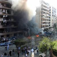 Deadly blasts in Lebanon linked to Syrian war, sectarian divisions